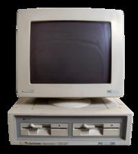 Amstrad PC-1512 DD